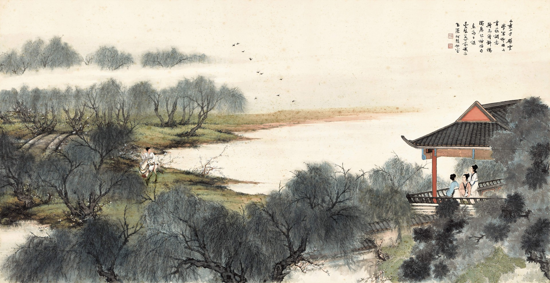 Sotheby S Chinese Paintings Auction